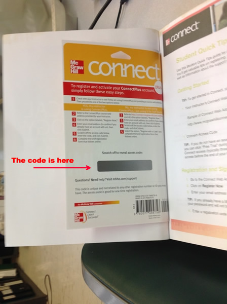 Bookstore Textbook Info