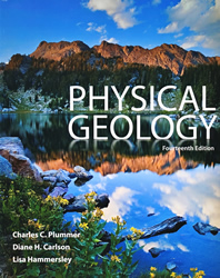Geology edition 14th plummer physical pdf