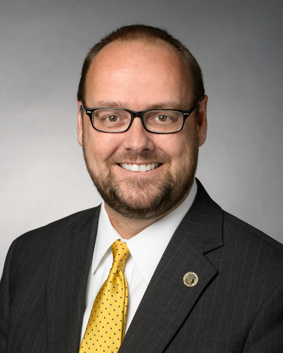 Andrew Leavitt is the 11th Chancellor of the University of Wisconsin Oshkosh.