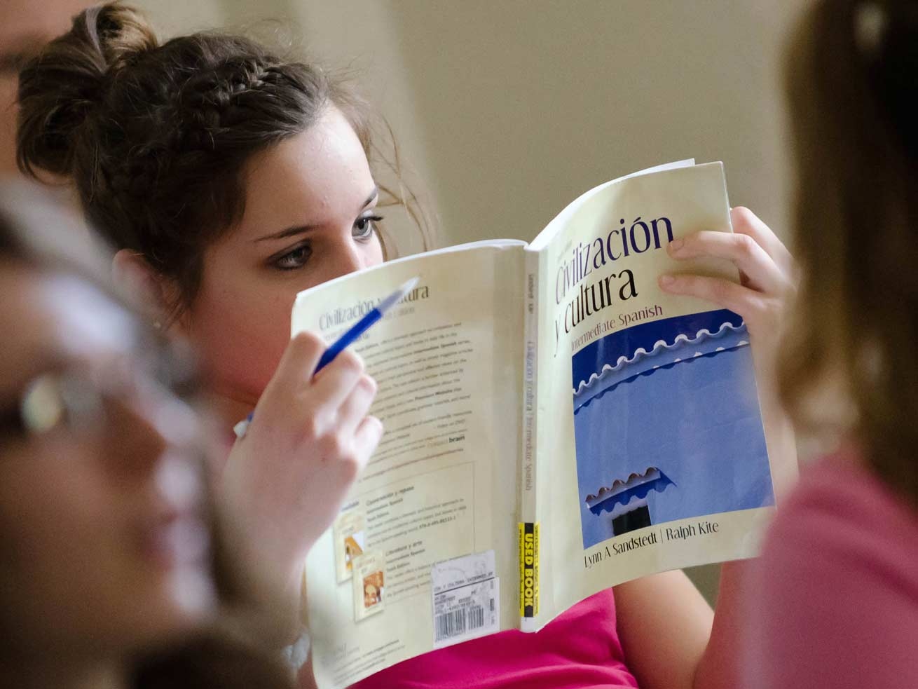 Study Different Areas of Interest