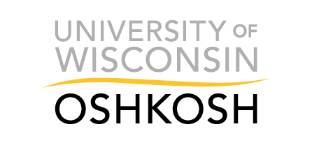 University of Wisconsin Oshkosh wordmark. Links to home page.