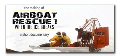Airboat Rescue 1: When the Ice Breaks