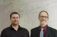 David Dilkes and Joseph Peterson
