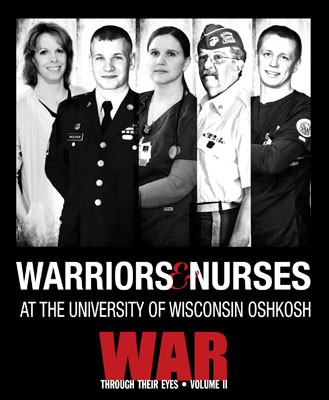 Warriors and Nurses Cover image for the War Through Their Eyes: Warriors & Nurses Vol. 2 project.