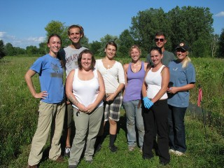 vole crew after release on 17 Aug 2011